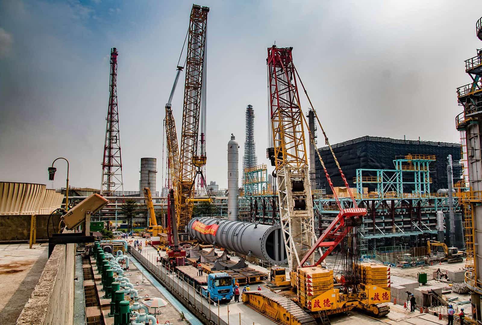 20160220 大林浦反應爐吊裝